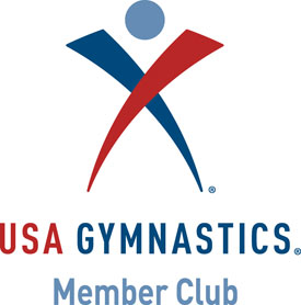 USA Gymnastics Member Club logo