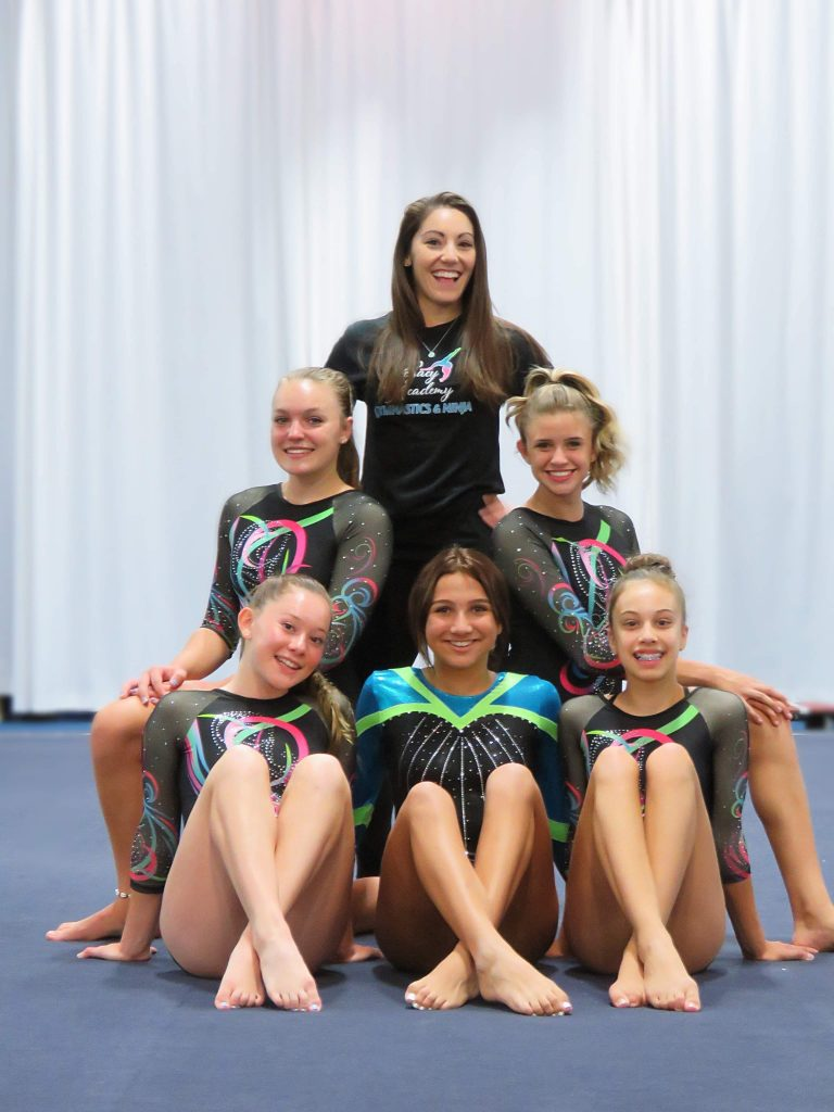 co west gymnasts
