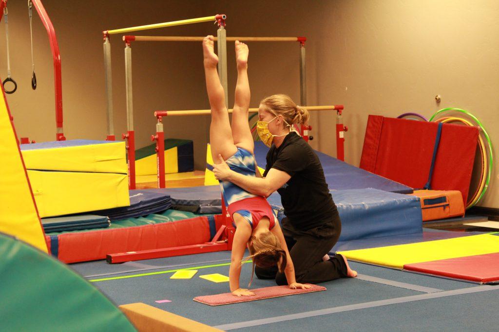 preschool gymnastics 1