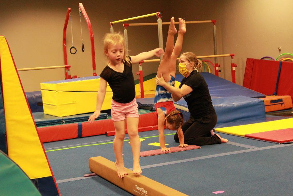 preschool gymnastics 3