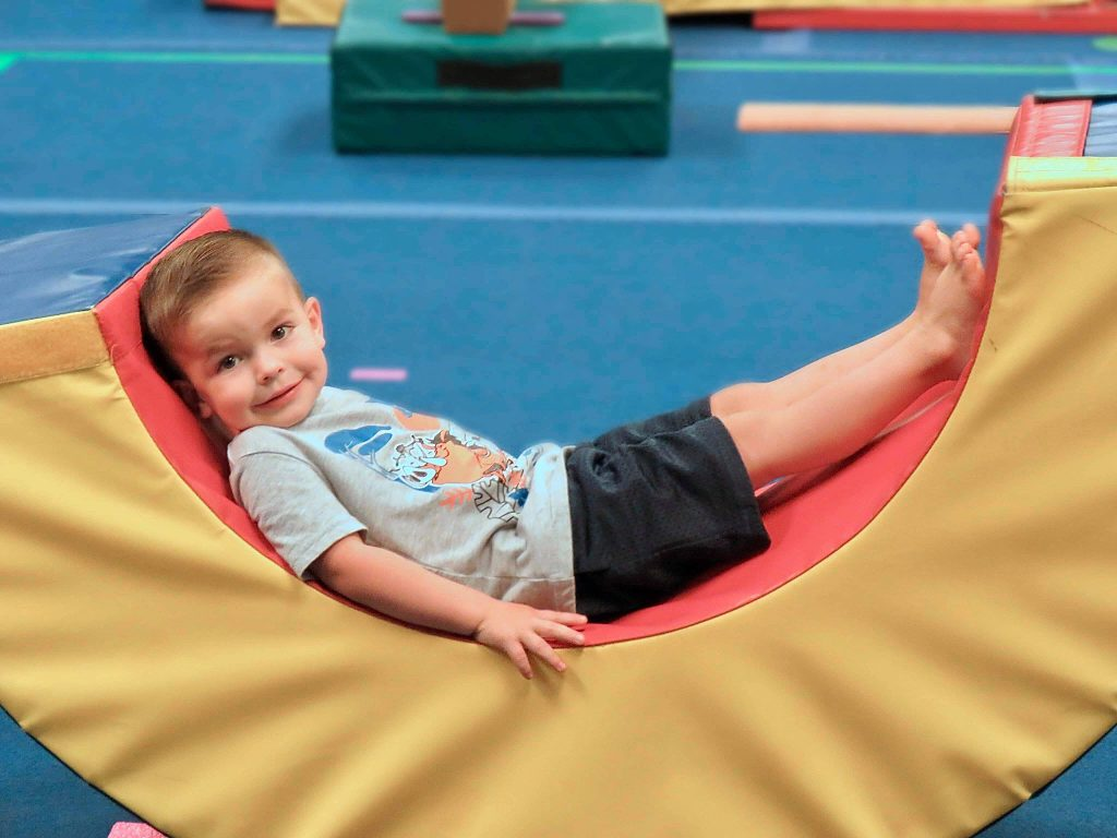 gymnastics for preschool